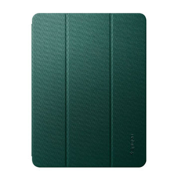 "Spigen Urban Fit iPad 10.2"" (2019 / 2020) suojakotelo neulospinnalla, Midnight Green"