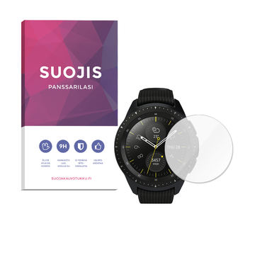 Samsung Galaxy Watch 42mm Suojis-panssarilasi, klassinen