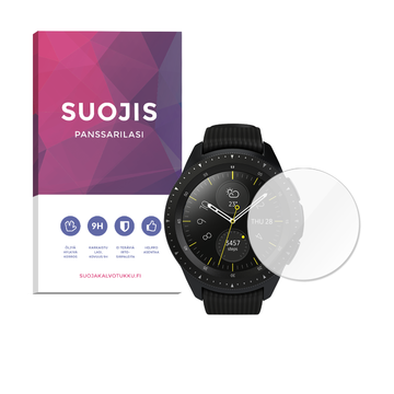 Samsung Galaxy Watch 46mm Suojis-panssarilasi, klassinen