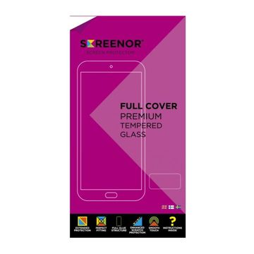 Screenor Nokia 5.3 Premium-panssarilasi, New Full Cover, musta
