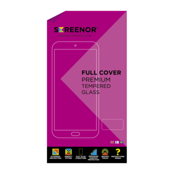 Screenor OnePlus 7T Premium-panssarilasi, New Full Cover