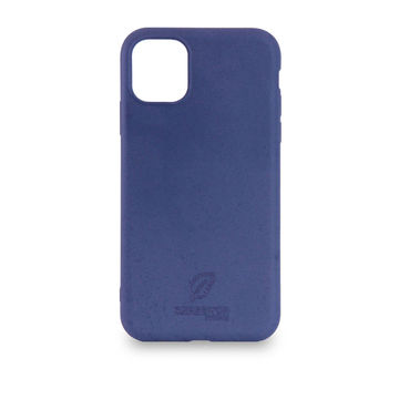 Screenor biohajoava EcoStyle iPhone 11 Pro Max -suojakuori, Blueberry Blue