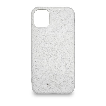 Screenor biohajoava EcoStyle iPhone 11 Pro Max -suojakuori, Oak White