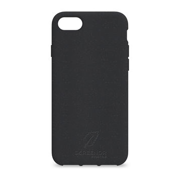 Screenor biohajoava EcoStyle iPhone 6/6S/7/8/SE 2020 -suojakuori, Indigo Black