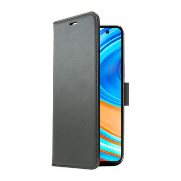 Screenor Smart Xiaomi Redmi Note 9 Pro / 9S kuoret, musta