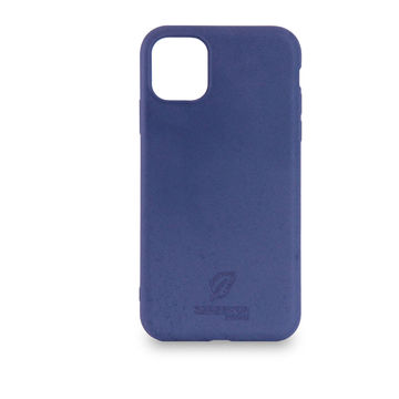 Screenor biohajoava EcoStyle Apple iPhone 12 Mini -suojakuori, Blueberry Blue