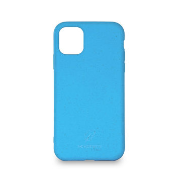 Screenor biohajoava EcoStyle Apple iPhone 12 Mini -suojakuori, Cornflower Blue