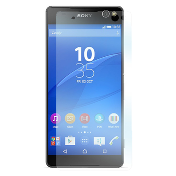 Sony Xperia C5 Ultra panssarilasi, Tempered Glass