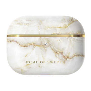 iDeal of Sweden Airpods Pro -suojakotelo, Golden Pearl Marble