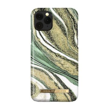iDeal of Sweden iPhone 11 Pro / XS / X Fashion Case, Cosmic Green Swirl