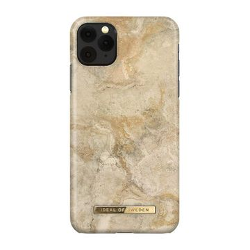 iDeal of Sweden iPhone 11 Pro Max Fashion Case, Sandstorm Marble