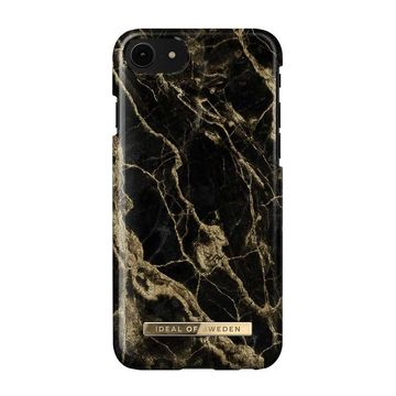 iDeal of Sweden iPhone 6/6S/7/8/SE 2020 Fashion Case, Golden Smoke Marble