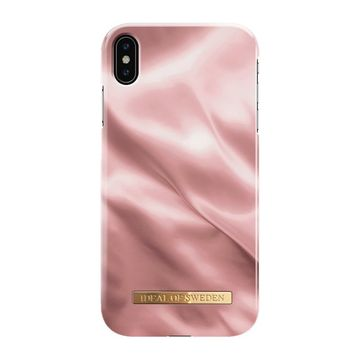iDeal of Sweden iPhone XS Max Fashion Case, Rose Satin
