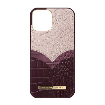iDeal of Sweden iPhone 12 / 12 Pro Atelier Case, Lotus Snake
