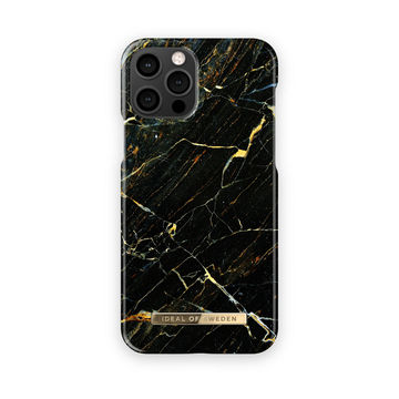 iDeal of Sweden iPhone 12 / 12 Pro Fashion Case, Port Laurent Marble