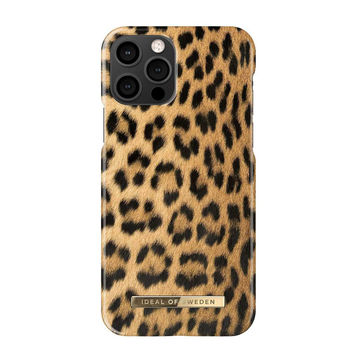 iDeal of Sweden iPhone 12 / 12 Pro Fashion Case, Wild Leopard