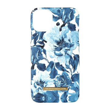 iPhone 11 Onsala Collection Fashion Edition -suojakuori, Indigo Peony
