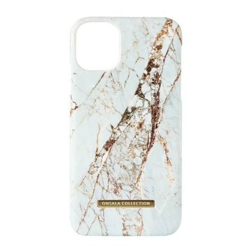 iPhone 11 Onsala Collection Fashion Edition -suojakuori, White Rhino Marble