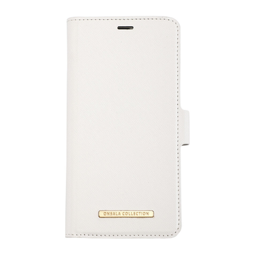 iPhone 11 Pro Max Onsala Collection Fashion Edition -lompakko, Saffiano White