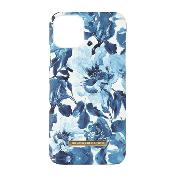 iPhone 11 Pro Max Onsala Collection Fashion Edition -suojakuori, Indigo Peony