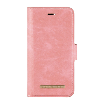 iPhone 6 / 6S / 7 / 8 / SE 2020 Onsala Collection Fashion Edition -lompakko, Dusty Pink