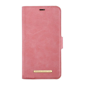 iPhone 12 / 12 Pro Onsala Collection Fashion Edition lompakkokotelo, Dusty Pink