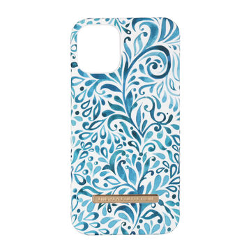 iPhone 12 Mini Onsala Collection Fashion Edition -suojakuori, Flow Ornament