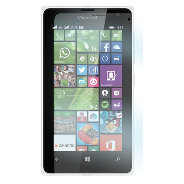 Microsoft Lumia 532 panssarilasi, Tempered Glass